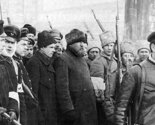 Revolución rusa y literatura